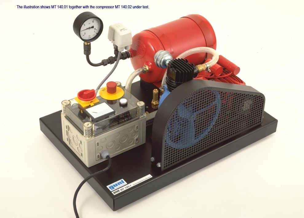 Assembly Exercise Piston Compressor: Functional Test