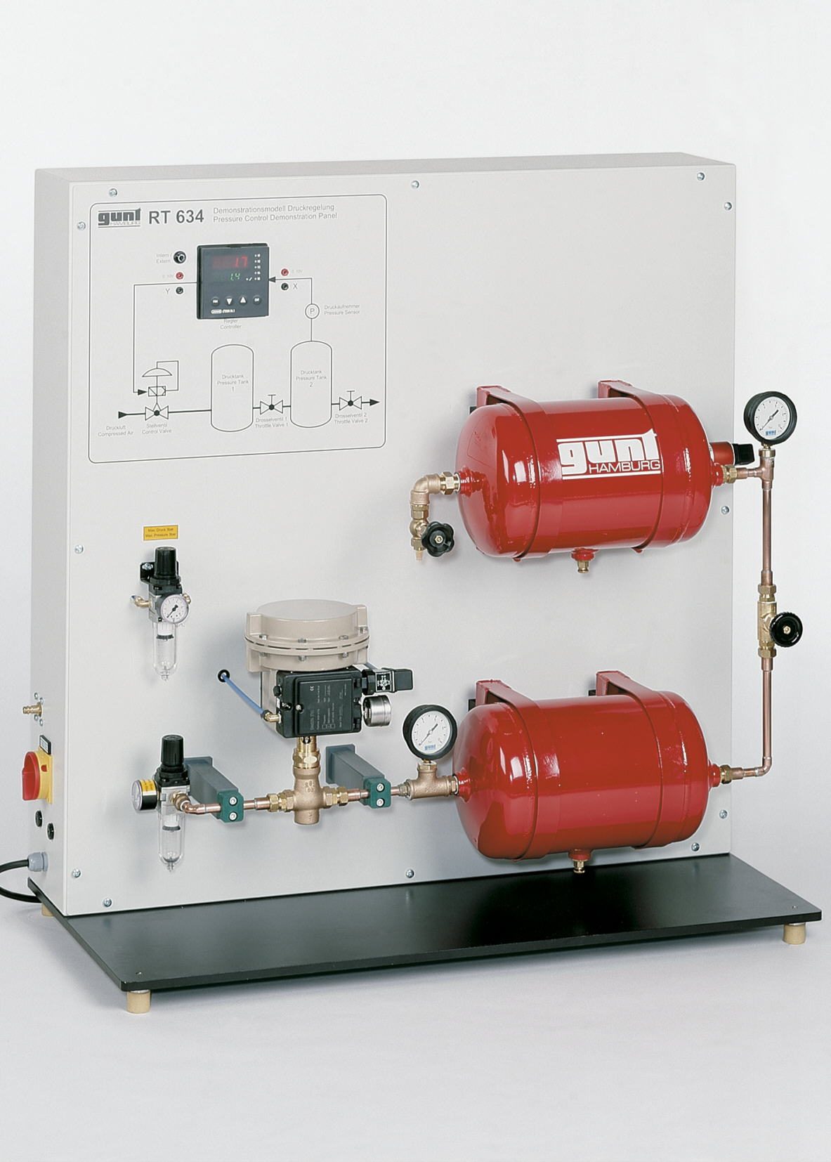 Pressure Control Demonstration Unit