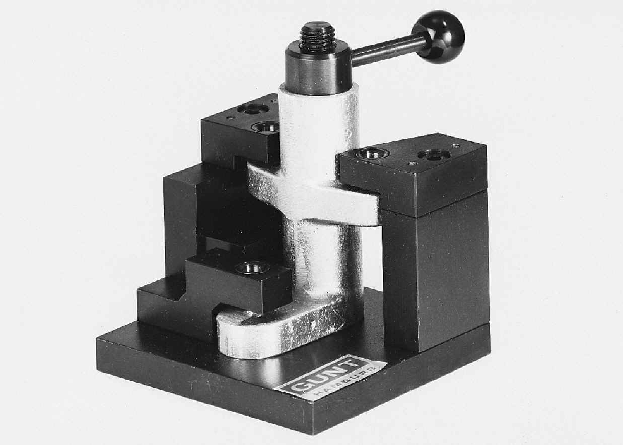 Drilling Jig with Casting