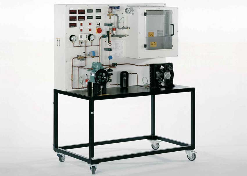 Experimental Module Refrigeration System