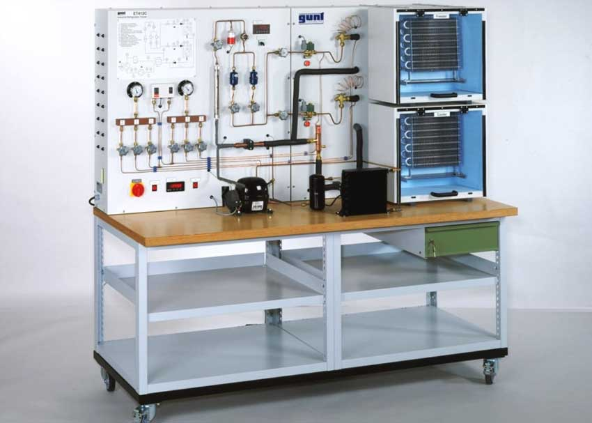 Industrial Refrigeration Trainer / PC