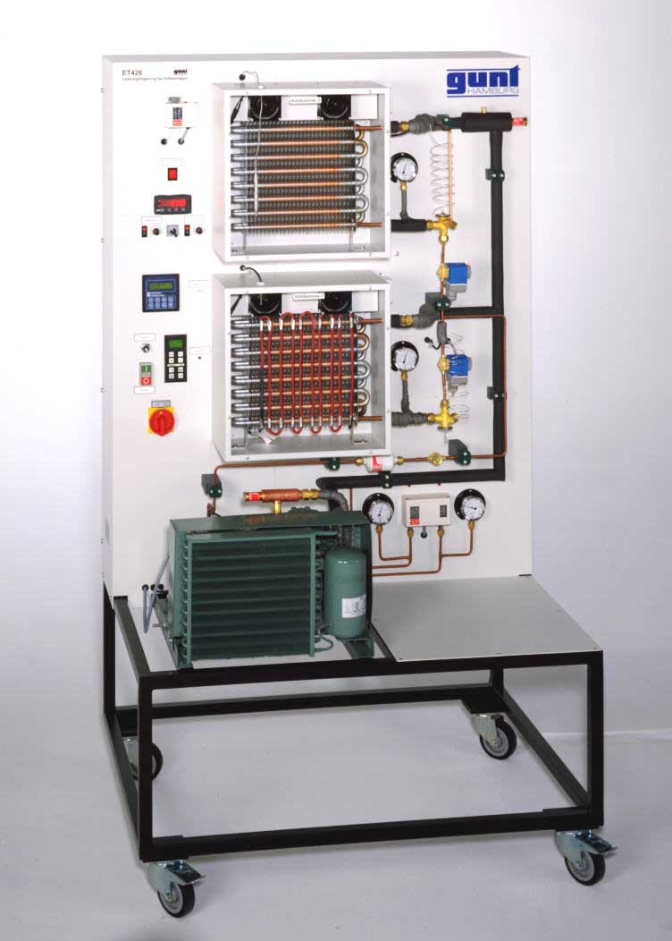Capacity Control Methods in Refrigeration