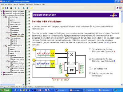 Application circuits