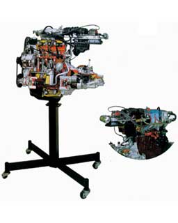 K-JECTRONIC PETROL ENGINE