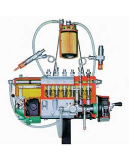 IN LINE DIESEL INJECTION PUMP