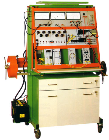 Test Stand for electric and electronic equipment