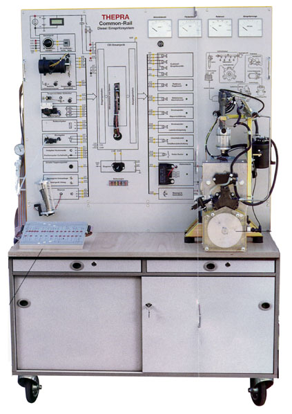 Diesel injection system; Common-Rail